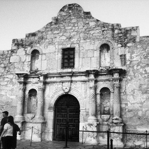 Photo taken at The Alamo by Brandon M Q. on 6/2/2013