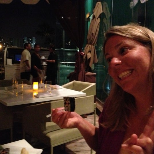 Photo taken at Morimoto Waikiki by Freddy P. on 11/3/2012