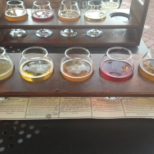 Photo taken at The Bruery Provisions by Courtney M. on 11/25/2012