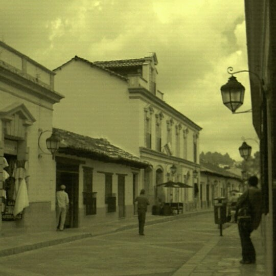 Photo taken at Andador Real de Guadalupe by San Cristobal E. on 10/26/2012
