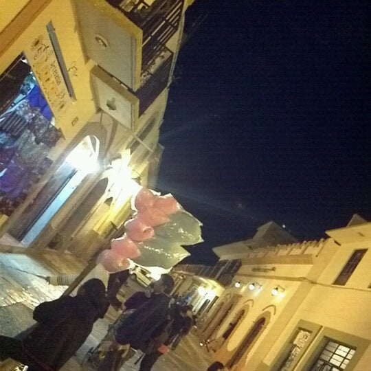 Photo taken at Andador Real de Guadalupe by San Cristobal E. on 10/17/2012