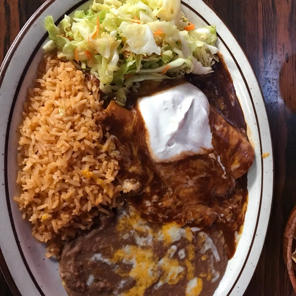 Photo taken at Celia's Mexican Restaurant by planetmackie on 7/13/2017