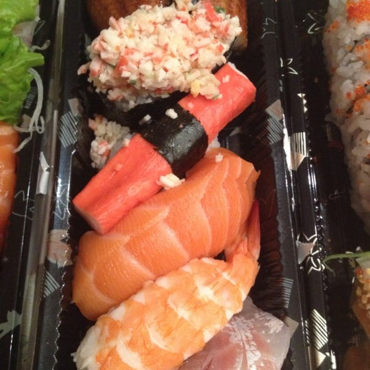 Photo taken at SushiCo by Gokhan S A. on 11/4/2012