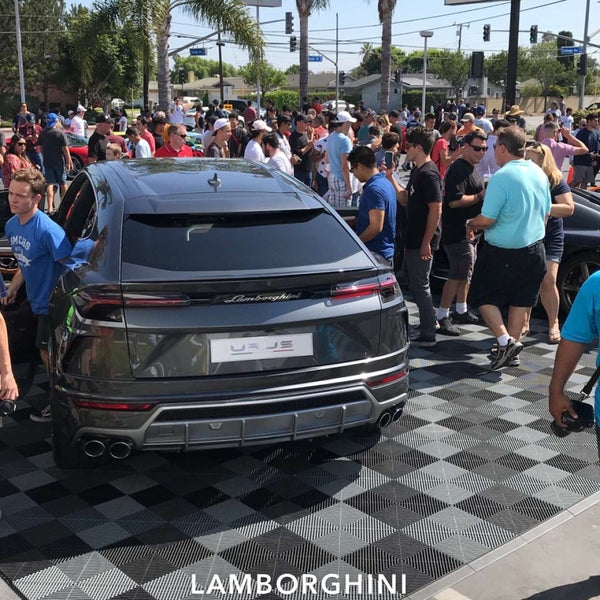 Photos At Lamborghini Newport Beach Baker St - Lamborghini newport beach car show 2018