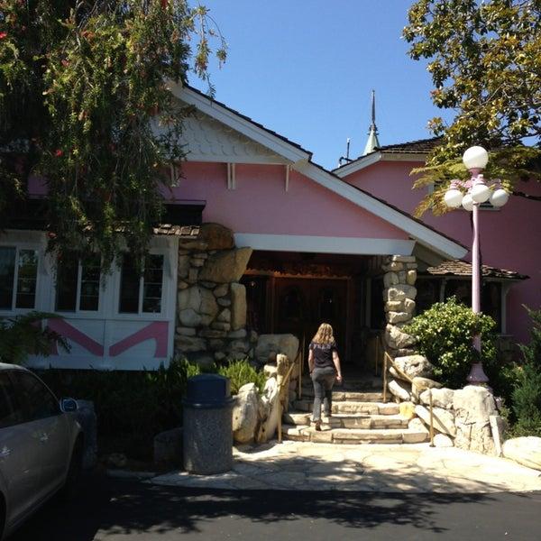 Photo taken at Madonna Inn by Phillip B. on 7/28/2013