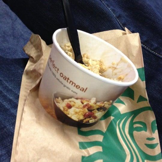 Photo taken at Starbucks by Joshua P. on 11/5/2012
