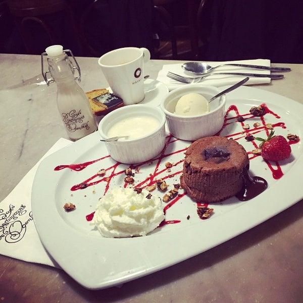 Photo prise au Restaurant de l'Ogenblik par Michael Z. le6/10/2015