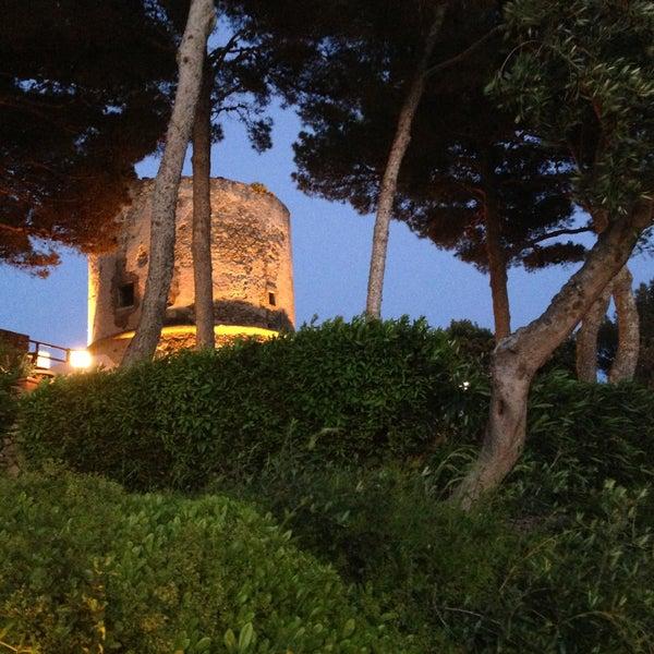 Foto scattata a Torre di Cala Piccola Hotel Monte Argentario da Gloria il 5/11/2013