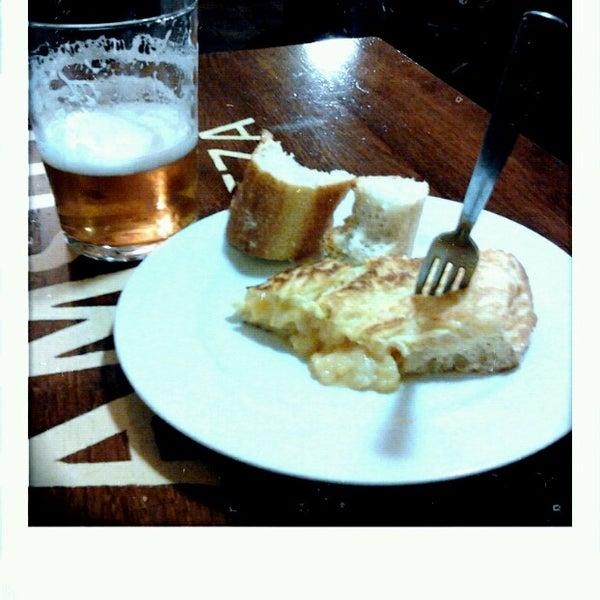 Foto tomada en Bar Txiki por Borja L. el 12/28/2012