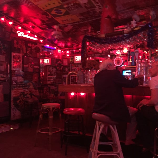 Photo taken at The Red Bar by Tony A. on 12/17/2015