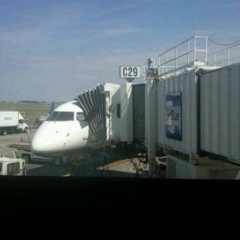 Photo taken at Gate C29 by Schniz on 7/24/2011