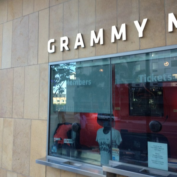 Photo taken at The GRAMMY Museum by Delana B. on 6/18/2013