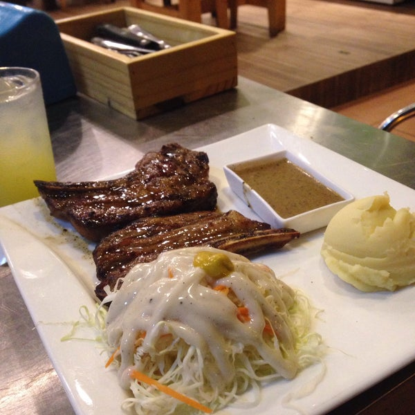 Photo taken at Melantak Steak Hub by muhammad a. on 2/2/2016