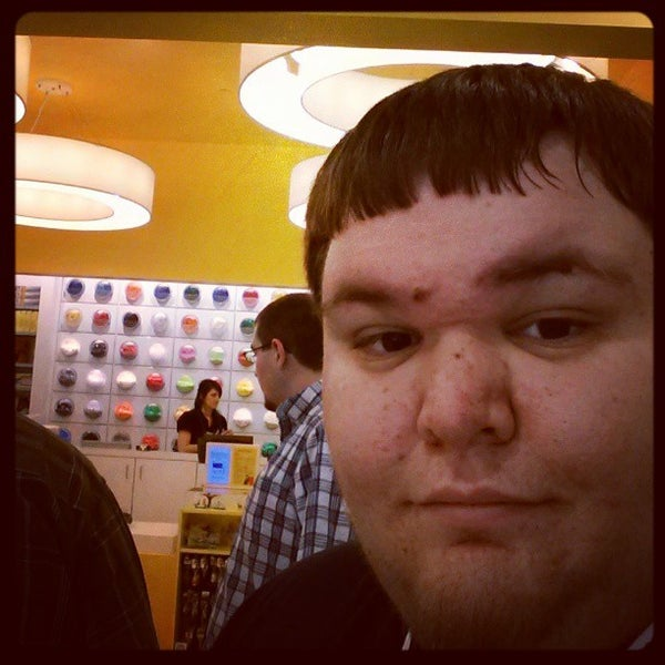 Photo taken at The LEGO Store by Uriah B. on 5/2/2013