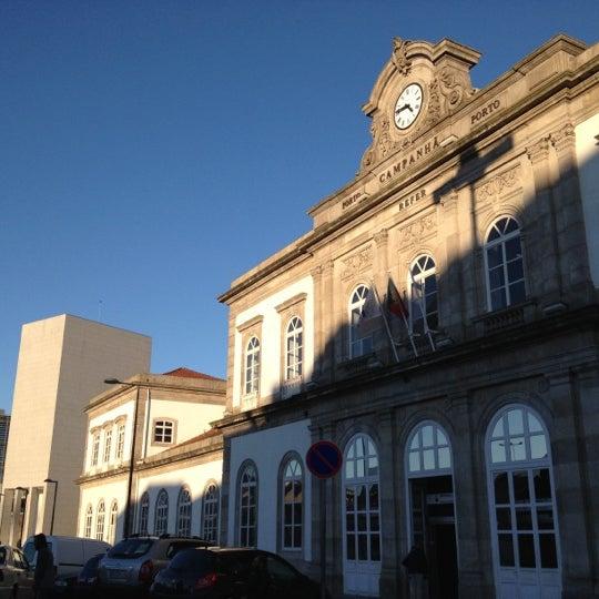 Photo taken at Estação Ferroviária de Porto-Campanhã by Marco R. on 10/28/2012