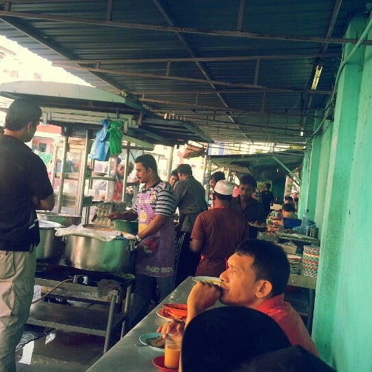 Photo taken at Roti Canai Transfer Rd. by amy m. on 5/19/2013