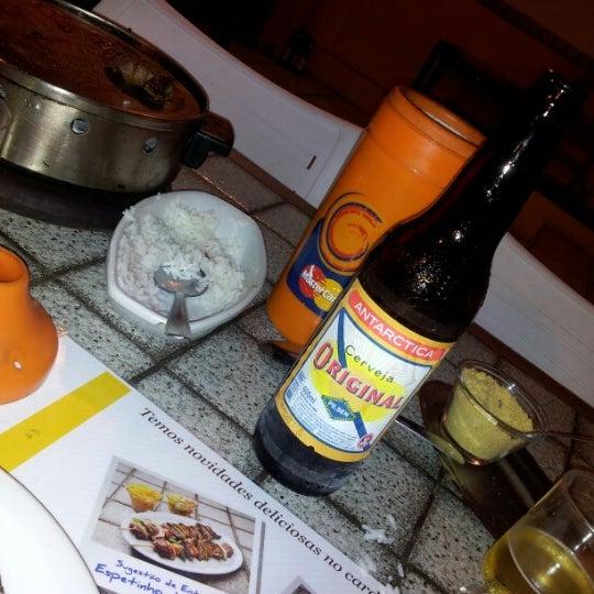 Cerveja Original gelada...