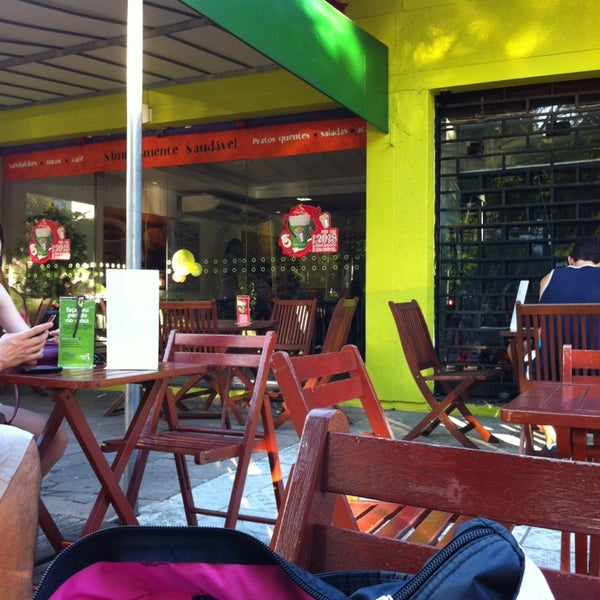Foto tirada no(a) Saúde no Copo por Abel B. em 12/30/2012