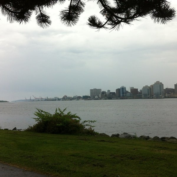Photo taken at Alderney Landing by Claire L. on 7/19/2013
