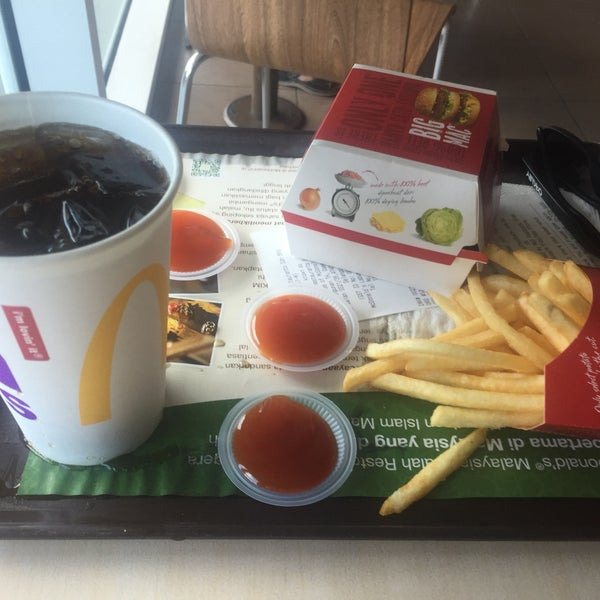 Photo taken at McDonald's by Haziq I. on 8/20/2017