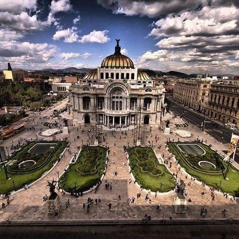Foto tomada en Palacio de Bellas Artes por Karla G. el 9/21/2012