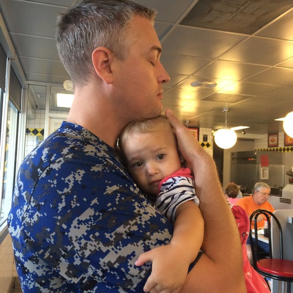 Photo taken at Waffle House by Kristy W. on 7/3/2015