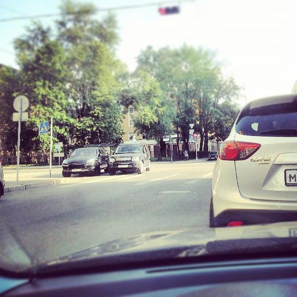 Снимок сделан в Шаляпин пользователем Pavel K. 7/5/2013