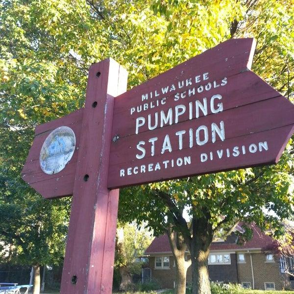 Pumping Station Pumping Station Milwaukee