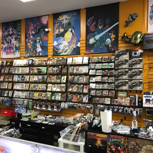 Photo taken at Game Over Videogames - Bellevue,WA by Bill W. on 2/23/2017