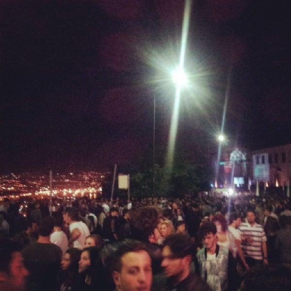 Photo taken at Largo San Martino by Eugenio M. on 10/13/2013