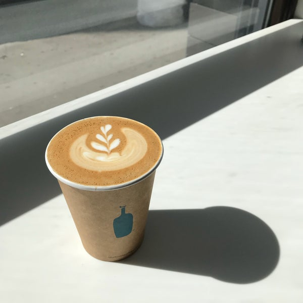 Pour over or latte—BB makes some of the best coffee in the city.