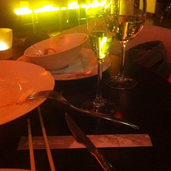 Photo taken at Sushi Club by Muratti Y. on 2/1/2014