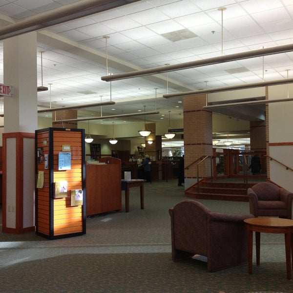 Photo Taken At West Bend Community Memorial Library By Jeff S. On 1/12