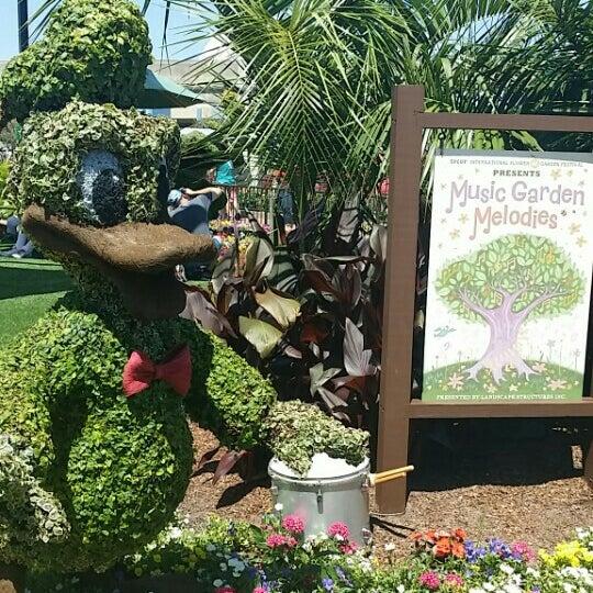Photos at Music Garden Melodies (Now Closed) - Walt Disney World ...