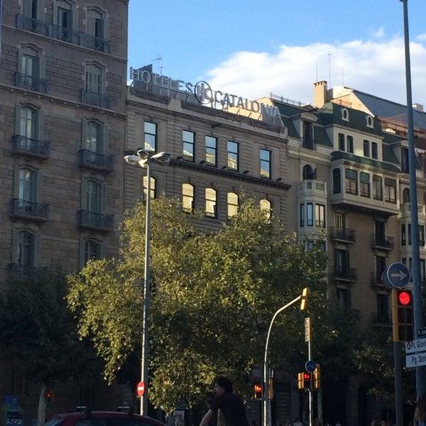 Hoteles catalonia oficinas centrales oficina en barcelona for Blau hotels oficinas centrales