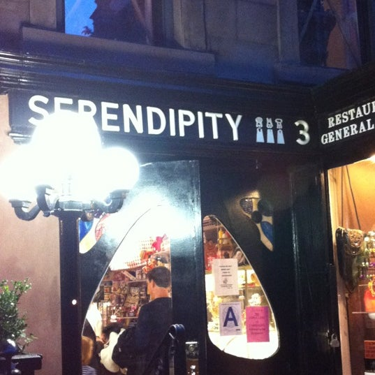 Photo taken at Serendipity 3 by Lisa Marie M. on 10/14/2012