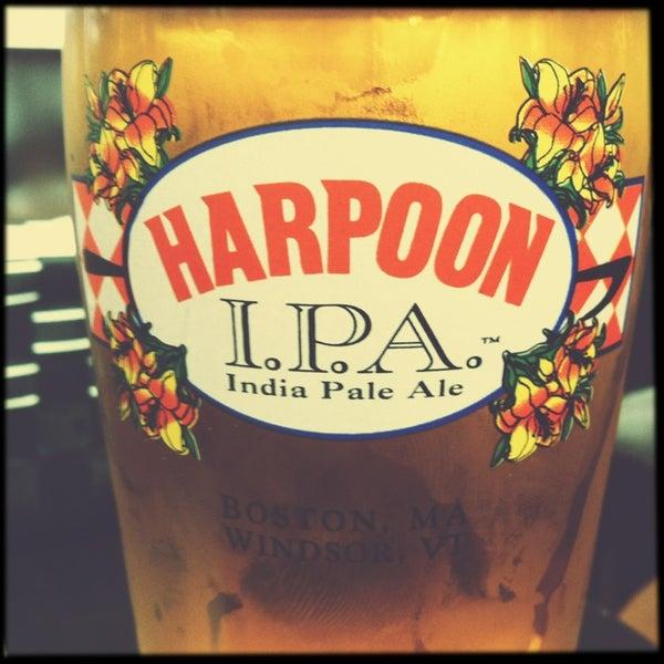 Photo taken at Harpoon Tap Room by Patrick Mccolgan on 5/29/2013