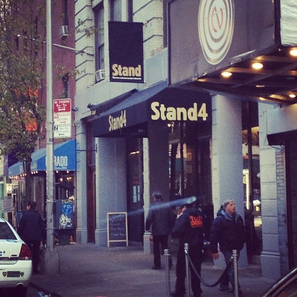 Photo taken at Stand 4 by Joseph P. on 11/24/2012