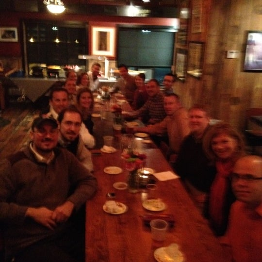 Photo taken at Dinosaur Bar-B-Que by Kyle M. on 11/20/2012