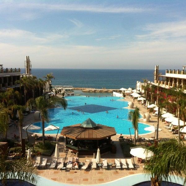 5/22/2013 tarihinde Barış Ş.ziyaretçi tarafından Cratos Premium Hotel & Casino'de çekilen fotoğraf