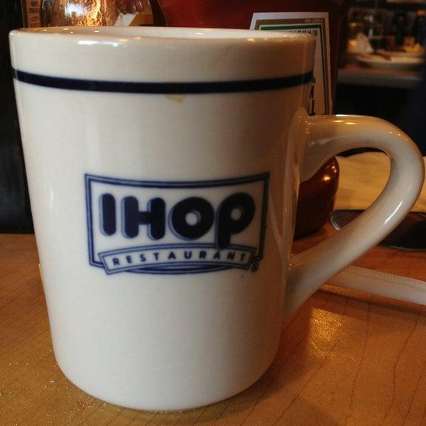 Photo taken at IHOP by Warren C. on 1/5/2013