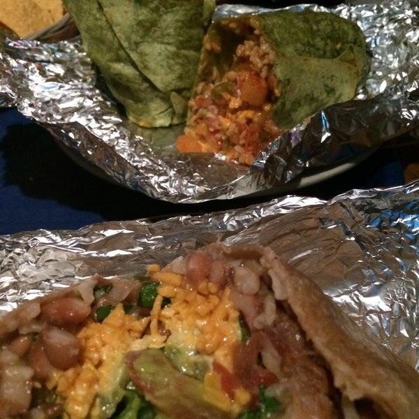 Photo taken at El Loco Burrito by VeganPilotMarty on 7/23/2017