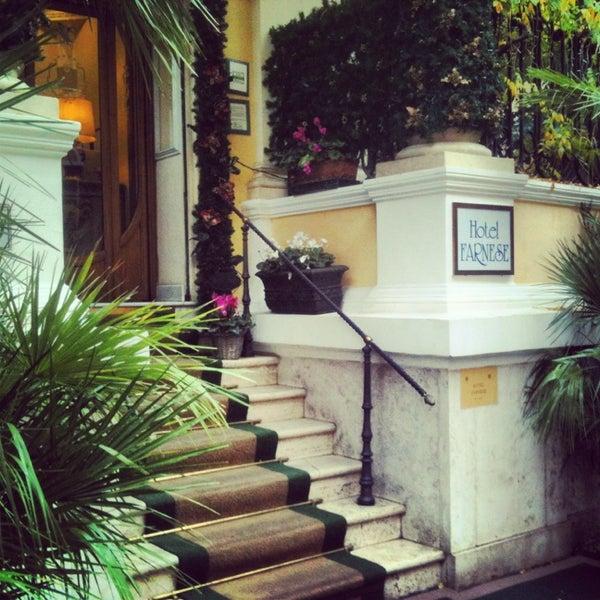 Roma Hotel Farnese