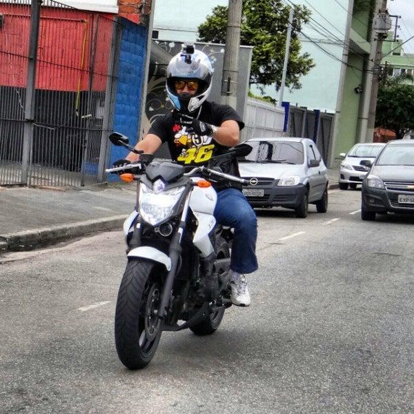Photo taken at Avenida Presidente Kennedy by Danilo R. on 2/3/2013