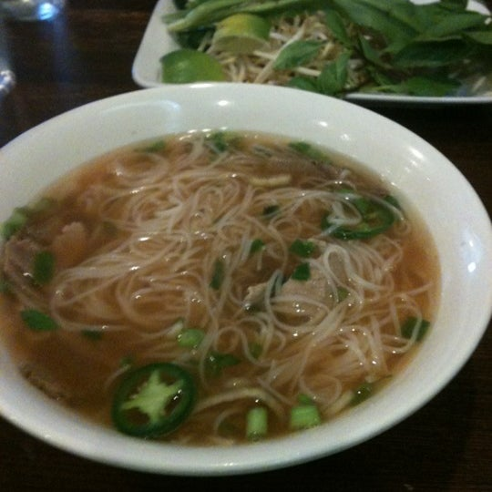 Photo taken at Bowl of Pho by Tony R. on 11/14/2012