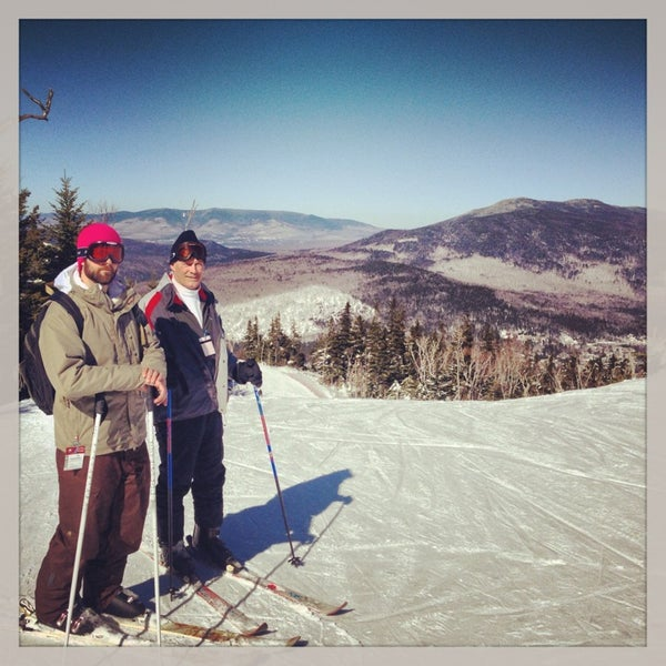 Photo taken at Bretton Woods by Mandy M. on 3/10/2013