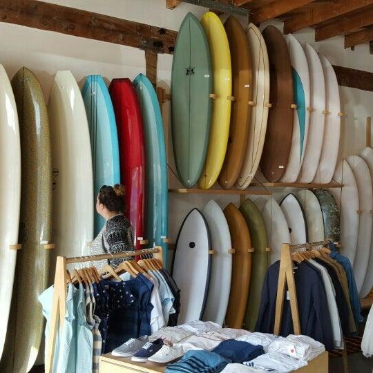 Mollusk surf shop.