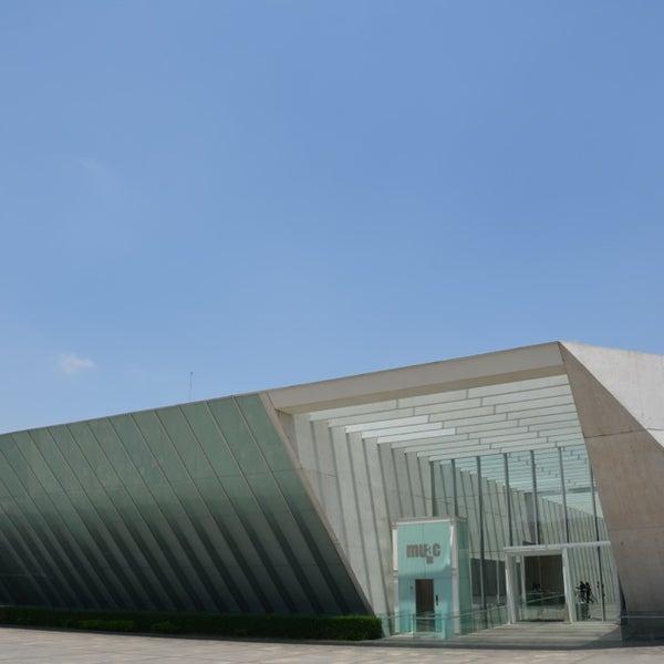 Foto tomada en MUAC (Museo Universitario de Arte Contemporáneo). por Iván el 3/29/2013