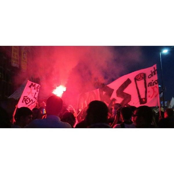 7/27/2013にHan M.がTaksim Gezi Parkıで撮った写真