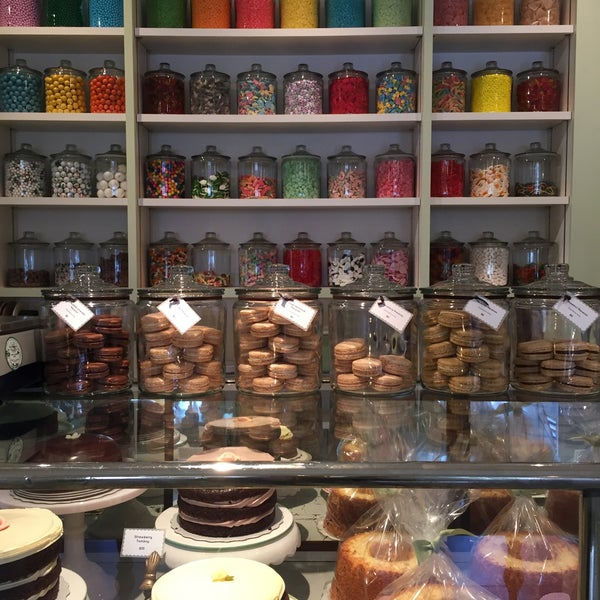 Photo taken at Miette Patisserie by jacquline l. on 5/15/2016
